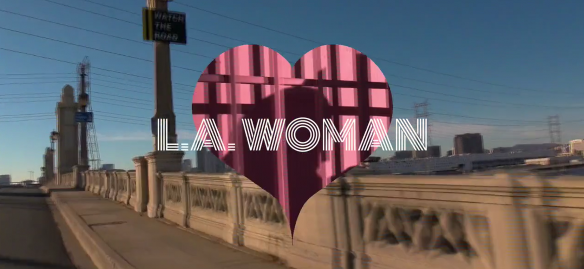 Zooey Zara - L.A. Woman Video