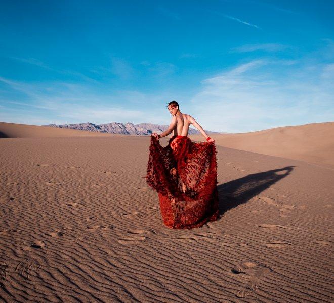 zooey zara desert goddess